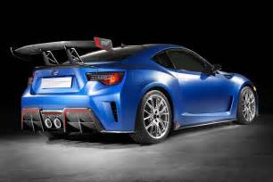 Who Makes Subaru Subaru Makes Their Brz Sti Performance Concept Official