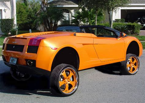 Lifted Lamborghini Here S A Fad That I Cannot Comprehend Non Wakeboarding