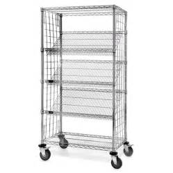 slant rack wire shelving marketlab inc