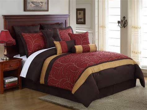 burgundy and gold bedroom total fab burgundy comforter bedding sets