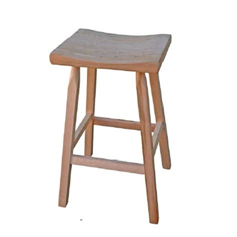 Mennonite Furniture by Rustic Saddle Stool Lloyd S Mennonite Furniture Gallery