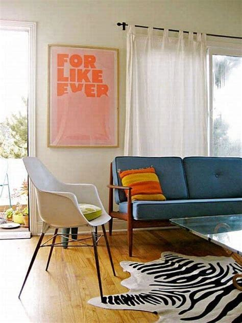 cool living room rugs chic effect zebra print accents in 10 sensational living