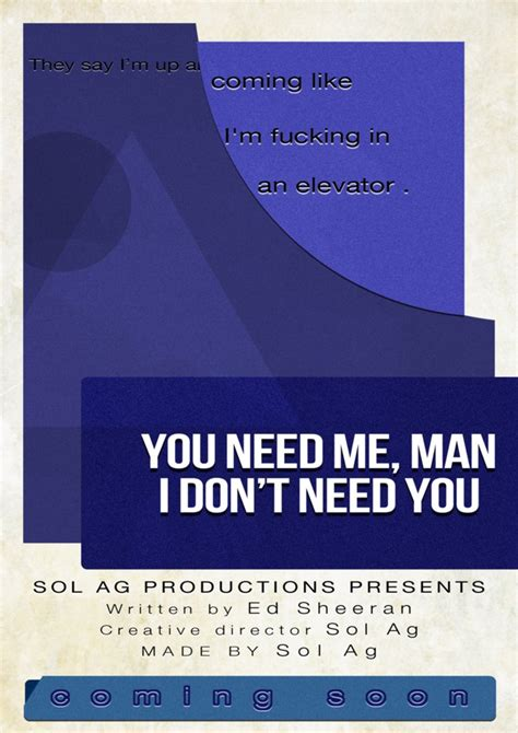 you need me i don need you full version lyrics you need me man i don t need you retro poster by