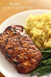 the best pork chop marinade six sisters stuff