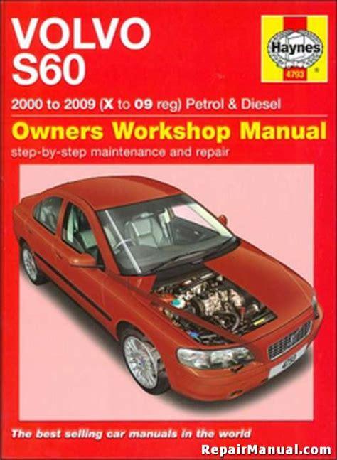 volvo  auto gasoline diesel   haynes repair manual
