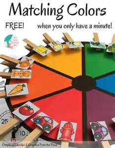 How To Match Colors 25 best ideas about kindergarten sorting activities on