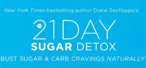 Can You Drink On The 21 Day Sugar Detox by 21 Day Sugar Detox Review Sugar Detox Diet Balanced