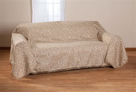 Damask Sofa Slipcover by Damask Ii Sofa Slipcover Ebay