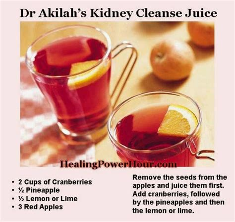 What Is A Kidney Detox by Kidney Cleanse Health Matters