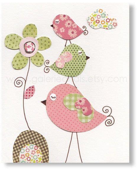 kinderzimmer deko pink bird nursery pink wall nursery nursery