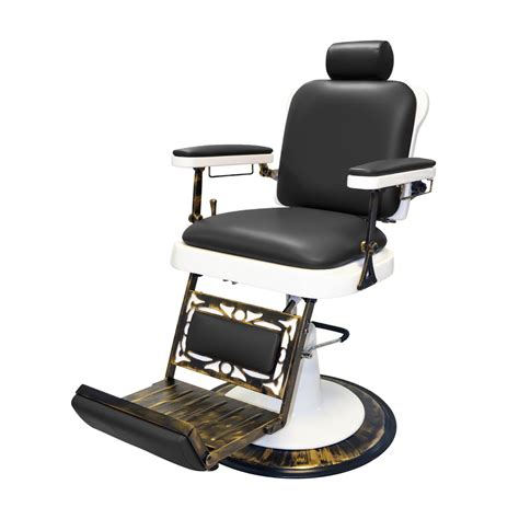 reclining barber chair pibbs 662 the king reclining barber chair
