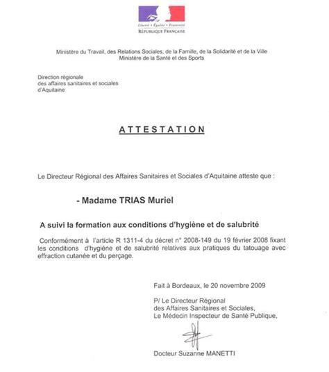 Lettre De Prise En Charge Parentale Pour Visa Attestation D 180 Hygi 232 Ne
