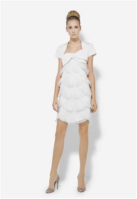 vestidos cortos para boda 2013 moda de modas novias vestido corto para el 2013 2014