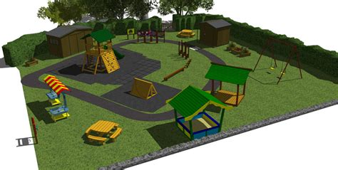 backyard play area designs outdoor play portfolio tony dine design