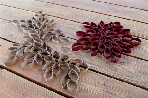 Toilet Paper Roll Flowers Craft - how to toilet paper roll flowers