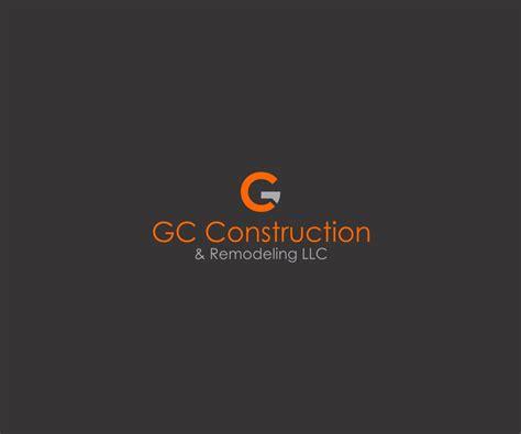 gc designcrowd professional elegant construction logo design for gc