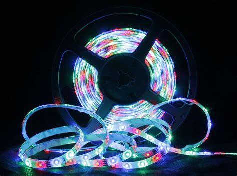 5m 100m Led Mood Lighting Ideas Tv Back Lights 16 Colour Led Mood Lighting Strips