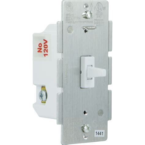 shop ge 0 single pole 3 way wireless white toggle