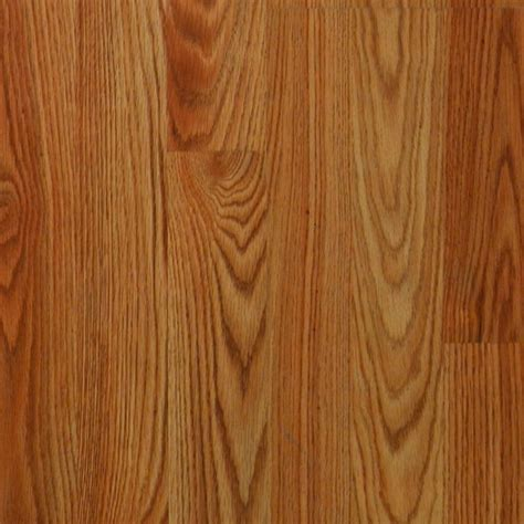what is laminate flooring made of style selections 8mm northwoods oak smooth laminate