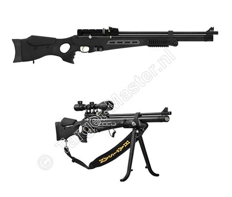 senapan pcp hatsan arms bt65 sb 22 hatsan bt65 sb elite luchtgeweer pcp 5 50mm 22