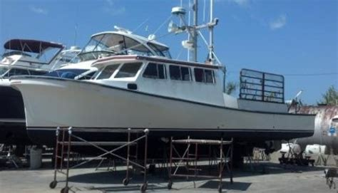 duffy commercial boats athearn marine agency boat of the week 45 guimond tuna