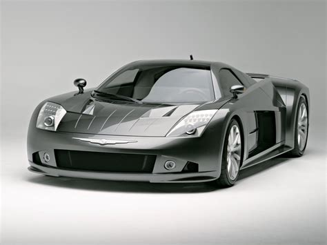chrysler supercar fast concept supercars chrysler me four twelve