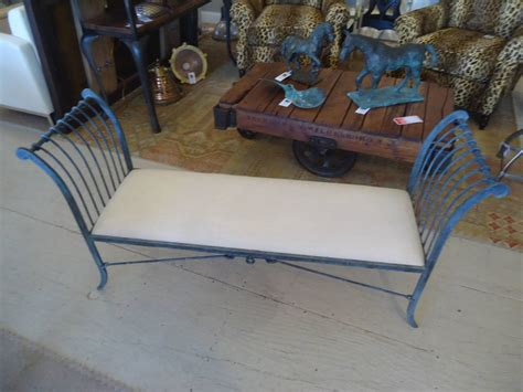 window benches for sale pair of stunning neoclassical iron window benches by