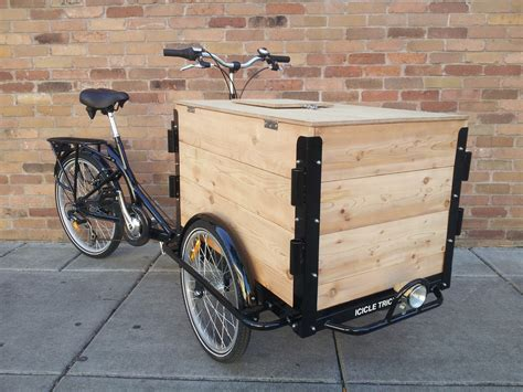 cart for bike icicle tricycles bike cart 36 icicle 174 tricycles