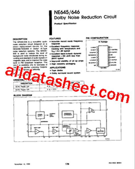 list of integrated circuit companies ne646 datasheet pdf list of unclassifed manufacturers