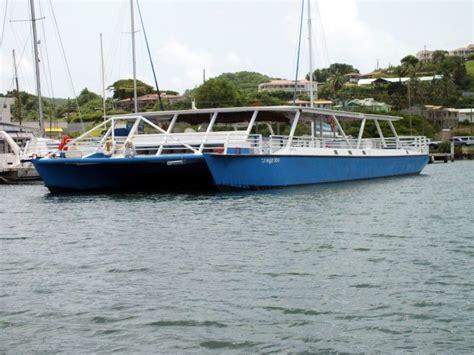 fishing boats for sale st lucia 1996 custom catamaran st lucia saint lucia boats