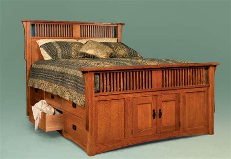 king bed  storage drawers oak king size storage bed