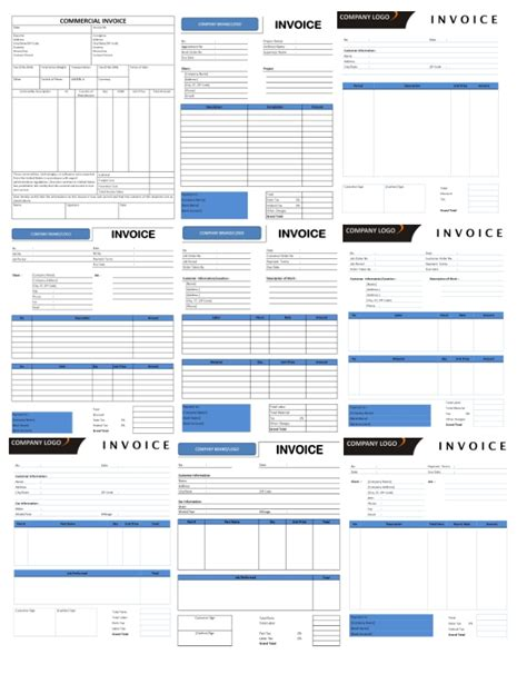 Invoice Office Template by Invoice Templates Microsoft And Open Office Templates