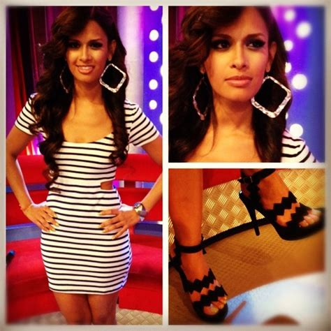Entertainment Tonight Wardrobe by 44 Best Images About Rocsi Diaz On