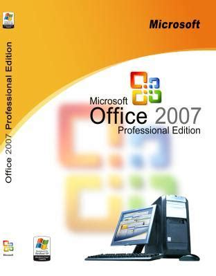 Ms Office 2007 Professional microsoft office 2007 professional edition