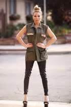 Jacket Bebe Army couture marchesa dresses quot marchesa quot by aphrodite6