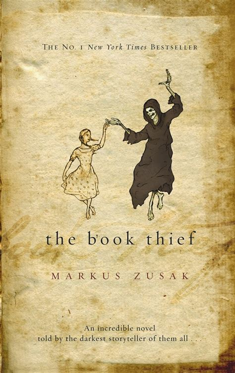 the narrative voice of the book thief by markus