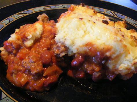 Beef Cottage Pie by Chili Beef Cottage Pie Recipe Food