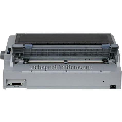 Printer Epson Lq2190 Dot Matrix epson lq 2190 dot matrix printer tech specs