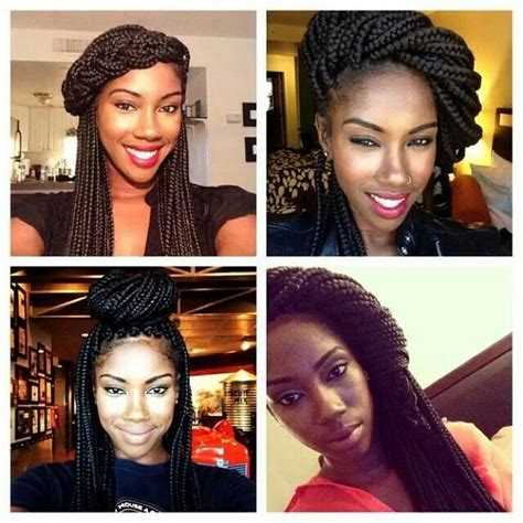 different hairstyles for box braids different ways to style box braids hairstyles