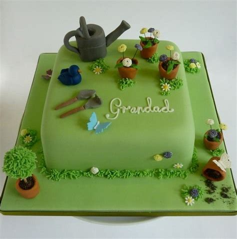 Garden Cakes Ideas 25 Best Ideas About Garden Cakes On Pinterest Vegetable Garden Cake Garden Theme Cake And