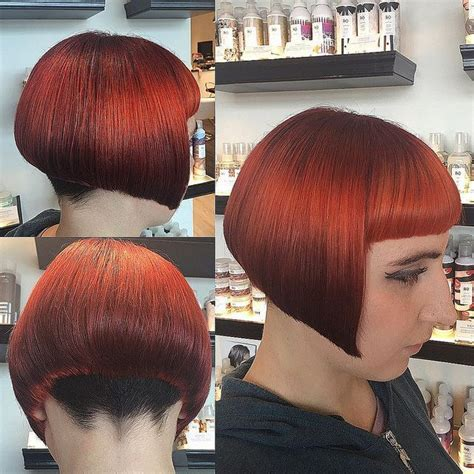 flickr shaved haircuts 42 best nape shaved images on pinterest short bobs