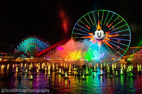 world of colors world of color reignites the at disney california