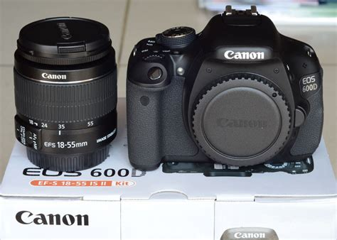 Canon 600d Kit Ii canon eos 600d kit 18 55 is ii only 247 pictures taken for