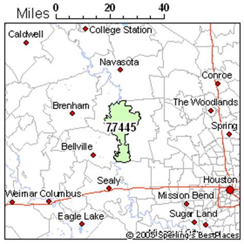 hempstead texas map best place to live in hempstead zip 77445 texas