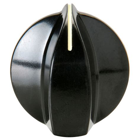Stoves With Knobs by Penn Elcom Z408610 Lifier Stove Knob Black
