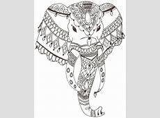 Best 25+ Indian elephant tattoos ideas on Pinterest ... Indian Elephant Henna Drawing