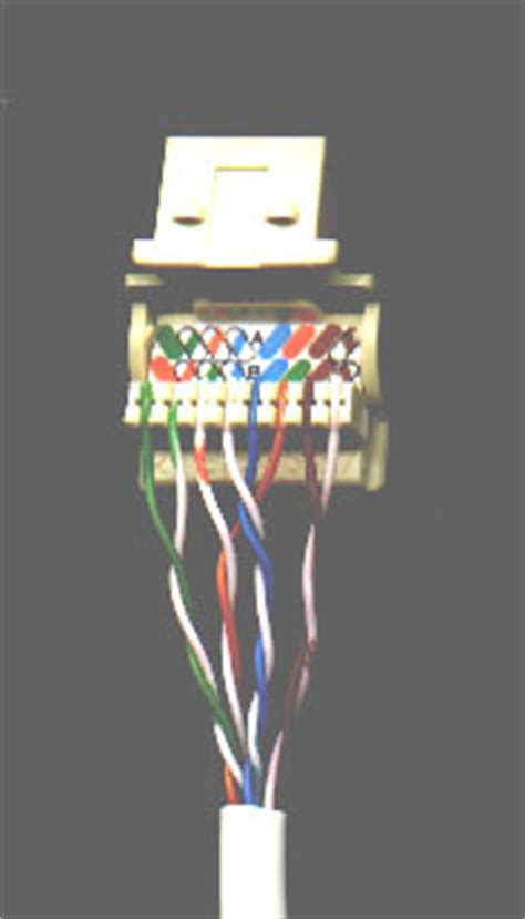 wiring diagram for 610 phone socket to rj45 gallery