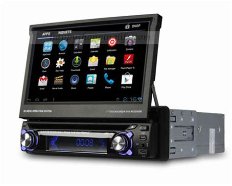 android dvd player 1 din android autoradio dvd unit dtv gps wifi 3g
