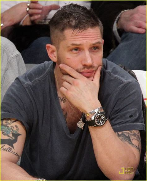 tattooed actors tattoos pro insights tom hardy
