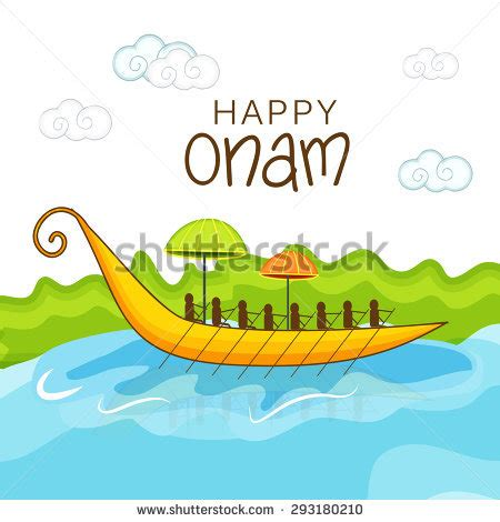 onam boat drawing kerala boat race stock images royalty free images